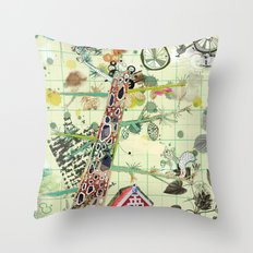 PINE PARK Throw Pillow