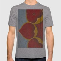 In The Temple Mens Fitted Tee Athletic Grey SMALL