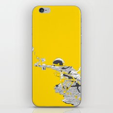 Roger Chaffee iPhone & iPod Skin