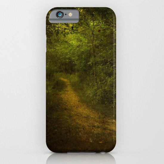 If You go Down to the Woods Today... iPhone & iPod Case
