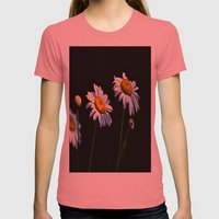 You're a Daisy Womens Fitted Tee Pomegranate SMALL