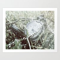 First Frost Of Winter Art Print