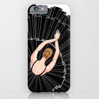Black Ballerina iPhone 6 Slim Case