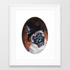 Hear, Hear Framed Art Print