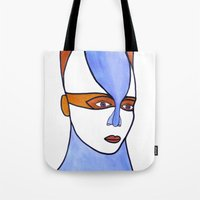 Venusta (previous Age) Tote Bag