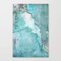 Wallpaper Series °8 Canvas Print