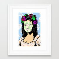 Didu Framed Art Print
