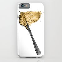 iPhone & iPod Case featuring Peanut Butter by Ashley Jones