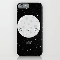 The Moon iPhone 6 Slim Case