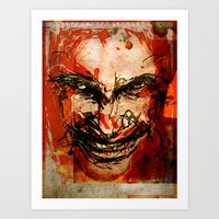 Aphex Twin Art Print