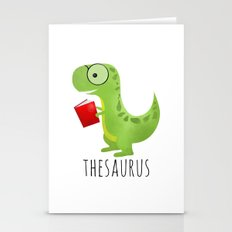 Thesaurus Stationery Cards