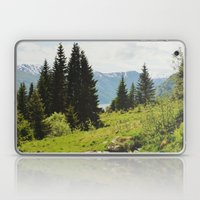 The Forest And The Fjord… Laptop & iPad Skin