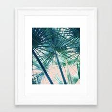 Tropical V3 #society6 #buyart #home #lifestyle Framed Art Print