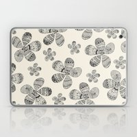 Muted Storied Flowers Laptop & iPad Skin