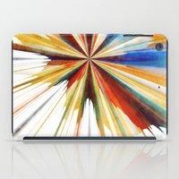 Colorful Splash iPad Case