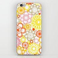 BOLD & BEAUTIFUL sunshine iPhone & iPod Skin