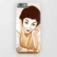 iPhone & iPod Case featuring Tautou by animatorlu