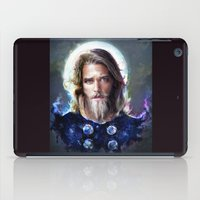 North God iPad Case