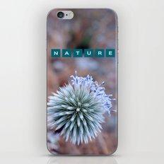 nature tint iPhone & iPod Skin