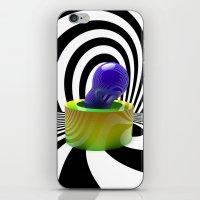Random Shapes iPhone & iPod Skin