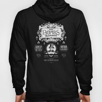 Legend of Zelda Bomb Advertisement Poster Hoody