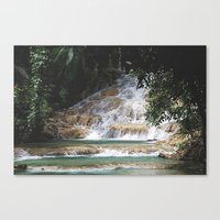 Refreshing Nature Canvas Print