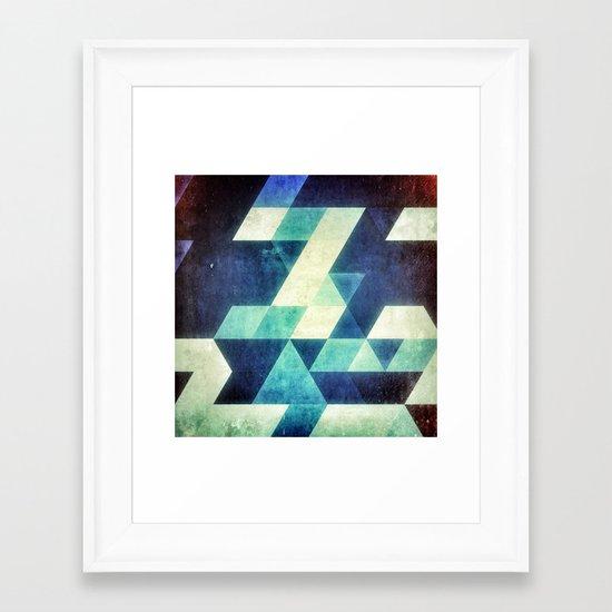 spyce_byryl Framed Art Print