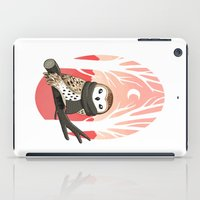 Winter Owl iPad Case