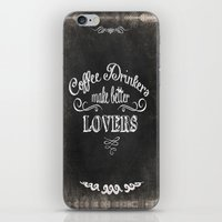 COFFEE iPhone & iPod Skin
