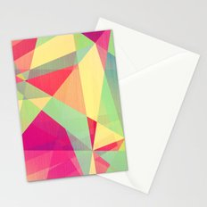Summer Abstract Stationery Cards