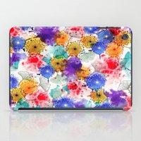 Printed Silk Exotic Gard… iPad Case