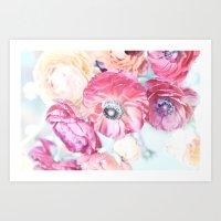Soft Whispers Art Print