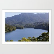Lake Morris Art Print