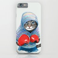 Boxing Cat iPhone 6 Slim Case