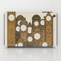 Points In Time iPad Case