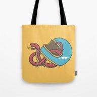 Vipera Color Tote Bag