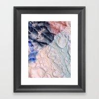 Folds II Framed Art Print
