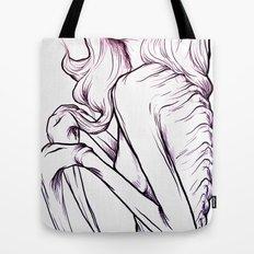 Beauty the Beast Tote Bag