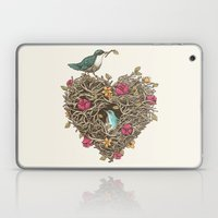 Home Is Where The Heart … Laptop & iPad Skin