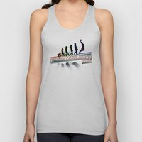 Staz Evolution Unisex Tank Top