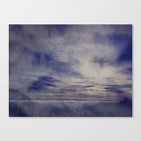 Alta Laguna Canvas Print