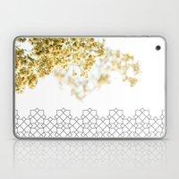 Meet Me By The Garden Ga… Laptop & iPad Skin