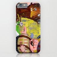 Heaven & Hell Print~! iPhone 6 Slim Case