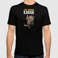 The Savage KARAK, King O… Mens Fitted Tee Black SMALL