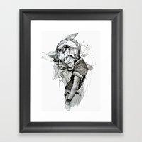 Dream Cycle Framed Art Print