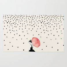 Polka Rain Rug