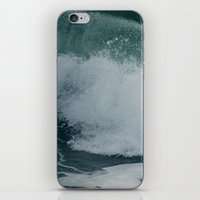 Wave Motion // No. 8 iPhone & iPod Skin