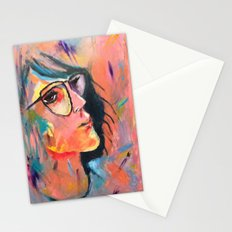 Pink Guy Stationery Cards