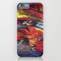 iPhone & iPod Case featuring kuna by Cristian Blanxer