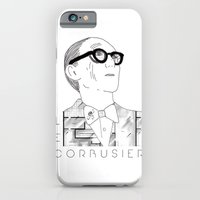 Le Corbusier iPhone 6 Slim Case